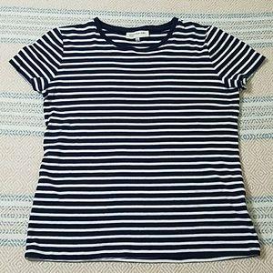 Jones new York striped tee xl